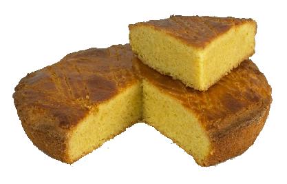 Gâteau Breton , 4 personnes