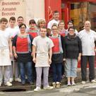 Kouign Amann et Gâteau Breton de la Boulangerie des Plomarc'h à Douarnenez en Bretagne